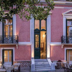4* Nafsimedon Hotel – Ναύπλιο