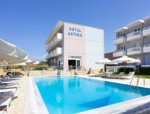 Artina Hotel – Μαραθόπολη, Μεσσηνία