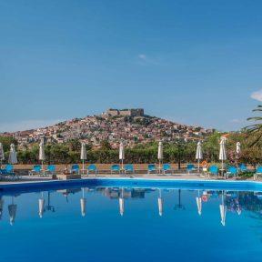 Delfinia Hotel & Bungalows – Μυτιλήνη