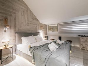 Minthi Boutique Apartments – Χανιώτη, Χαλκιδική